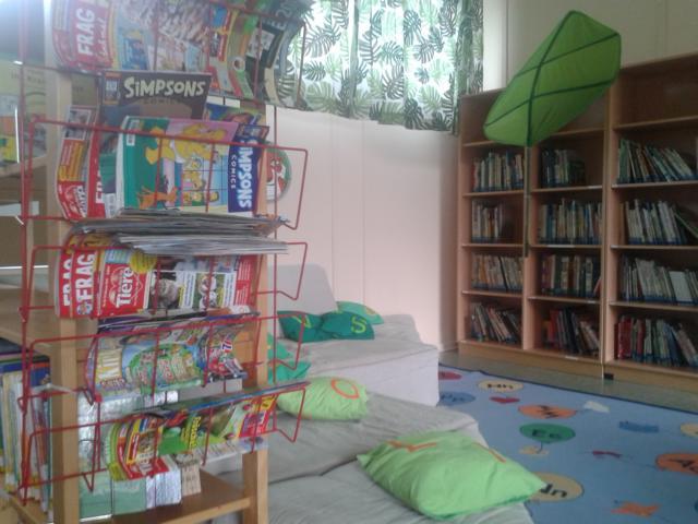 Bücherei III