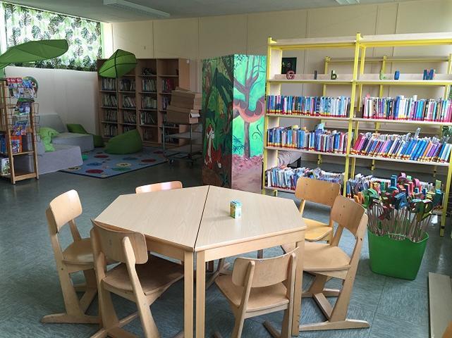 Bücherei I